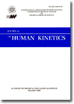 Journal of Human Kinetics